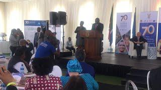 UDHR70 President Cyril Ramaphosa