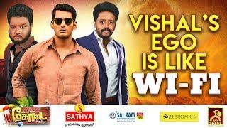 Vishal's Ego is like Wi-Fi | Hakkuna Matata #6 | Blacksheep