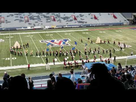Maricopa High School Marching Rams 2018