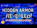 Infinity Blade 3: HIDDEN ARMOR REVEALED! (Part 6 Hidden Items Series)