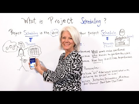 what-is-project-scheduling?---project-management-training