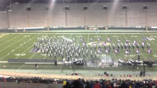 Liberty 'Pride of the Lancers': Colorado 4A State Finals (HD)