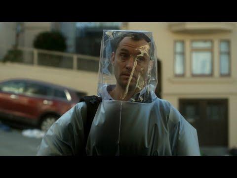 一种新型病毒爆发,人们出门都要谨慎小心,一部科幻灾难电影