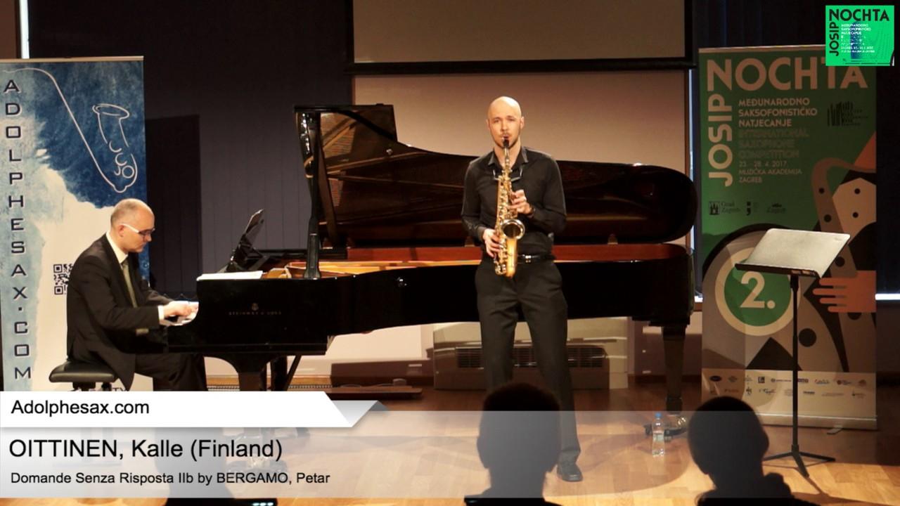 Domande senza risposta IIb by Petar Bergamo –  OITTINEN, Kalle (Finland)