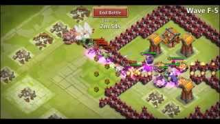 HBM F and why Castle Clash is better than Clash of Clans