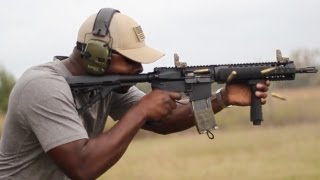 "MACHINE GUN from TEXAS CUSTOM GUNS (I Got Your ""Assault Rifle"")"