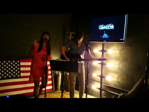 Rachel Potter sings live somebody to love by queen at fort lauderdale