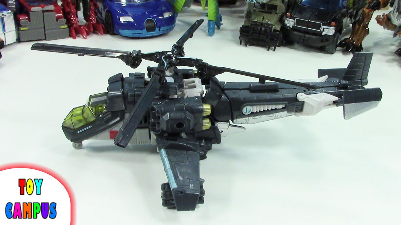Skyhammer Transformers Age Of Extinction Helicopter Toysreview
