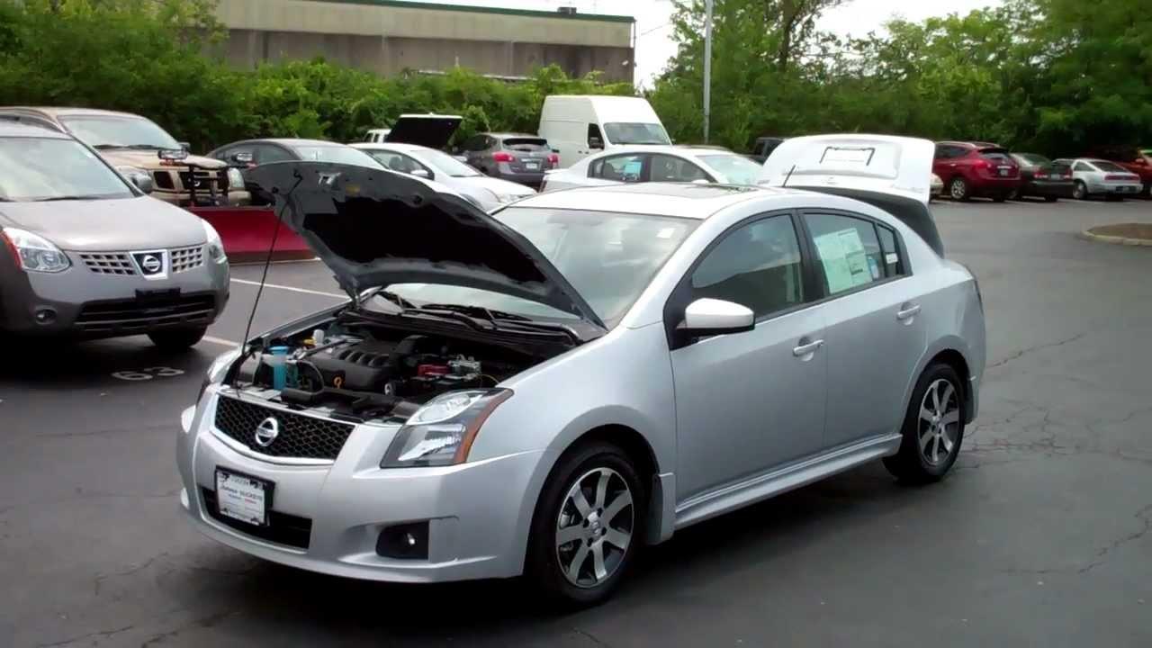 2012 Nissan Sentra Sr Walkaround By Jeffrey Morris At