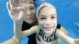 Грудничковое плавание в Краснодаре | Аквапузики ФМР #12
