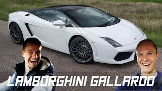My Friend Bought A Lamborghini