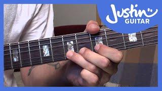 Guitar techniques - vibrato [hand movement] - guitar lesson [te-103]