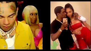 6IX9INE BM Sara Tell Nicki Minaj To S*ck Jay Z D*ck,Nicki Had Sex With 69..DA PRODUCT DVD