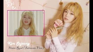 Baixar Kim Sejeong - Flower Road ( Indonesia Cover)
