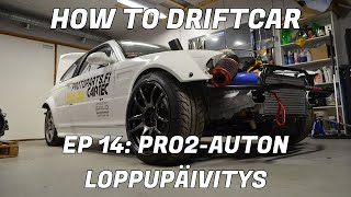 How To Driftcar EP 14 - Pro2-car final update (English subtitles)