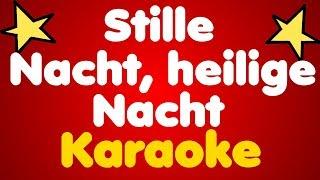 Stille Nacht, heilige Nacht - Karaoke