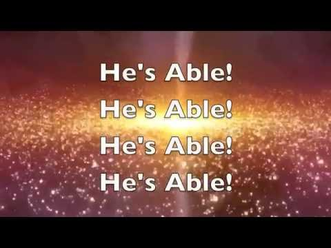 CFW - He's Able lyrics track