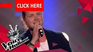 Nils Krake – All I Ask (The Blind Auditions | The voice of Holland 2016) / Max Verstappen