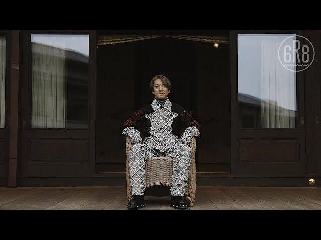 Motoaki Higashizono for LFW Presented by GR8 Filmed by Koji Ueda