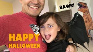 Action Movie Kids Dress up for Halloween!