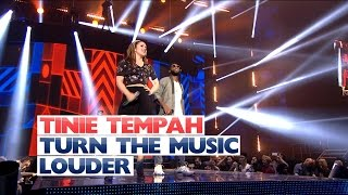 Tinie Tempah - Turn The Music Louder