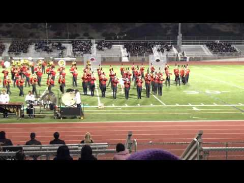 Pasadena City College Lancer Marching Band 2016-The Godfather