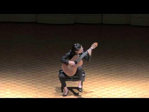 Hao Yang - Sonata for Guitar: Pavana and Final (Jose)