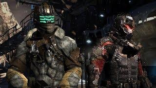 Dead Space 3 | STREAM play | Кролик и Ёж в космосе #2