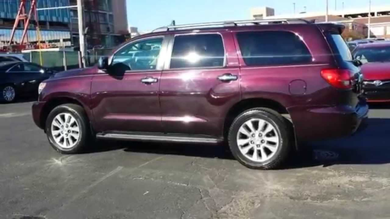 2013 Toyota Sequoia At Oak Lawn Toyota Serving Chicago