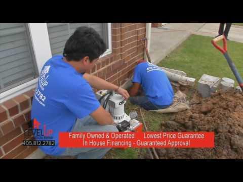Foundation Repair Oklahoma City | Level Up Foundation Repair | OKC & Tulsa, OK