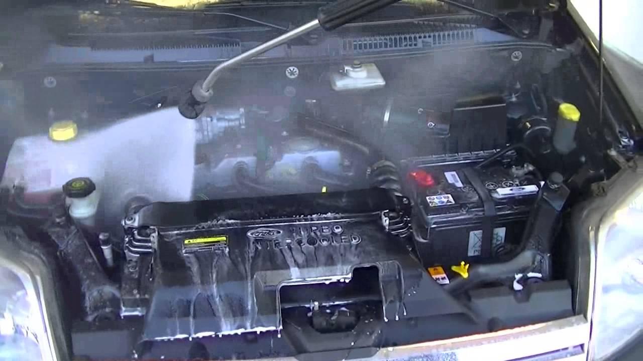 Limpiar motor de coche youtube - Como limpiar el interior del coche ...