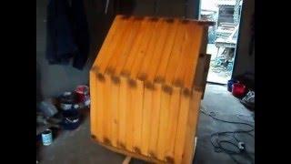 Домик для колодца своими руками: пошаговая инструкция с размерами и чертежами (фото, видео) » SanDizain.ru