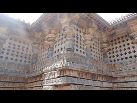Hoysalesh King Temple Architecture, Belur and Halebid   Archaeology