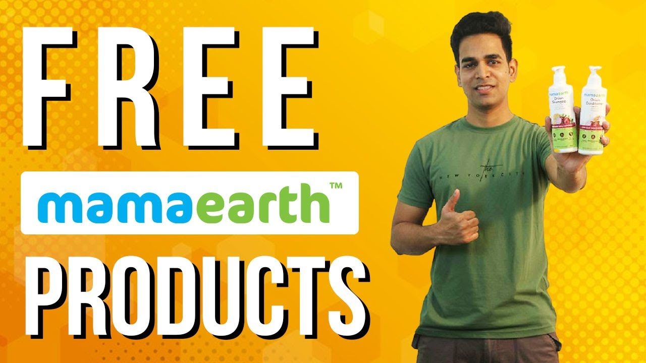 OMG Mamaearth Sale: Loot Offer On All Mamaearth Products | Mamaearth Coupon Code