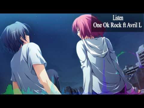 Nightcore - One Ok Rock - Listen