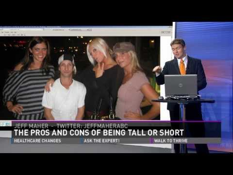 Download Youtube: Is it better to be tall or short?