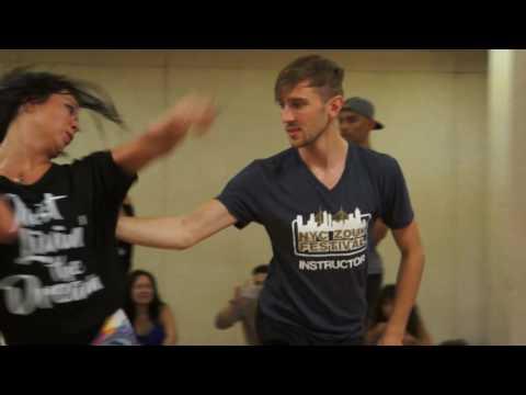 00124 NYCZF2016 Xtine & Jakub partial ACD ~ video by Zouk Soul
