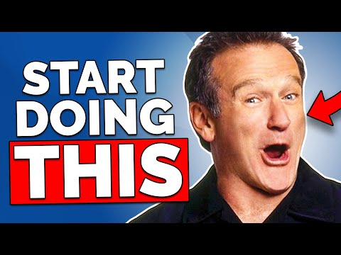 Robin Williams' #1 Tip To Becoming Funnier