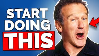 Robin Williams' #1 Tip To Becoming Funnier thumbnail