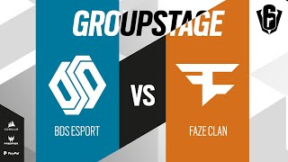 BDS Esport VS FaZe Clan // SIX INVITATIONAL 2021 – Group stage – Day 3