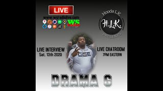 "Hooda LK Presents Drama G| ""One got Drama G and one got Drama G period"""