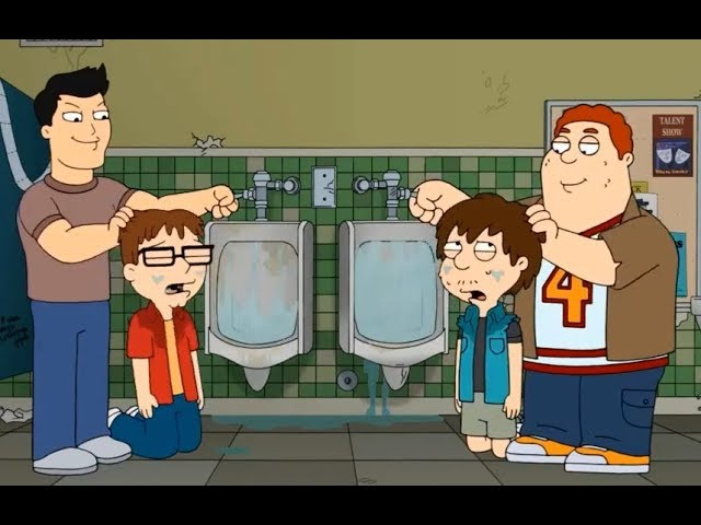 Niños gay porno tube American Dad Steve And Snot Get Bullied By The Gay Youtube