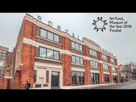 The Postal Museum: Art Fund Museum Of The Year 2018