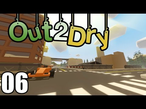 Isle of Wolves 3 - Unturned Gameplay - Out 2 Dry S2 Ep 6 - Return to Eagle Raceway!