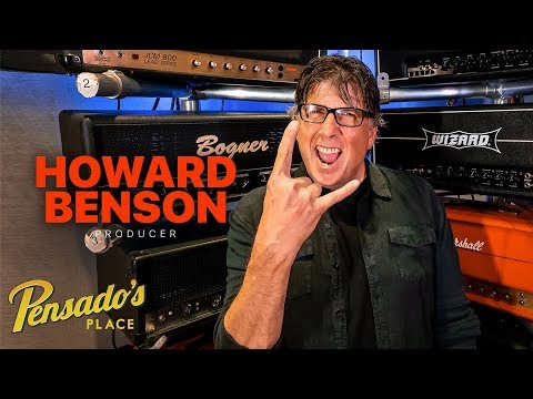 My Chemical Romance Producer, Howard Benson – Pensado's Place #390