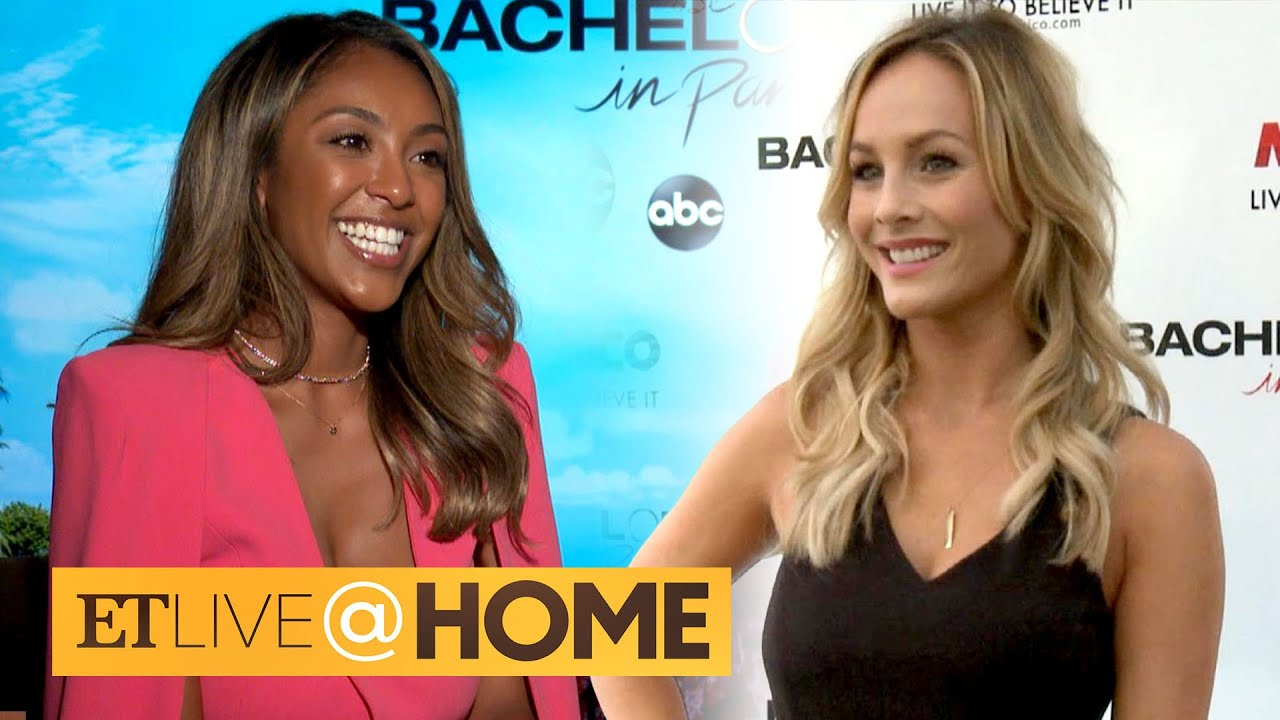 Tayshia Adams Replaces Clare Crawley as 'The Bachelorette': Everything We Know | ET Live @ Home