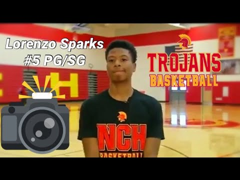 Lorenzo Sparks North College Hill High School WLWT Prime Time Performer of the week| On the news!!!!