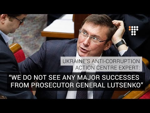 6 Need-To-Know Things About Ukraine's Controversial Prosecutor General