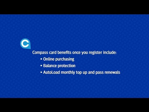 Remember To Switch To Compass For Your Monthly Pass!
