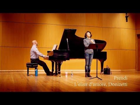 Prendi, per me sei libero (L'elisir d'amore) - Gaetano Donizetti